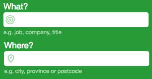 Online job portals in South Africa
